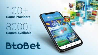 Photo of BTOBET Bolsters Casino portafolio a más de 100 proveedores de juegos y 8,000+ títulos