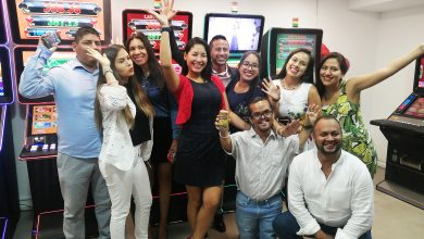 Photo of EGT PERÚ: Carnaval Gaming