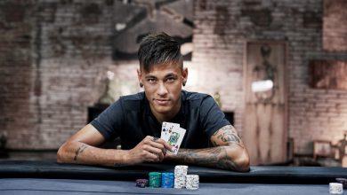 Photo of Neymar Jr. estuvo jugando poker online y eliminó a jugador peruano de un torneo