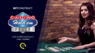 Photo of BetConstruct extiende sus juegos en vivo con Casino Holdem