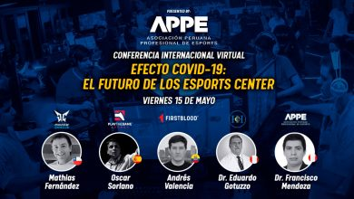 Photo of La APPE llevará a cabo la conferencia internacional virtual – efecto Covid-19: El futuro de los eSports
