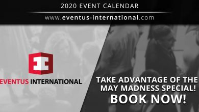 Photo of Eventus International anuncia su calendario de eventos online
