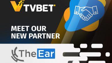 Photo of TVBET se asocia  con la plataforma The Ear para entregar los juegos de transmisión al mercado global