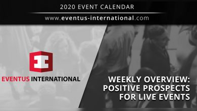 Photo of Eventus International ¡Perspectivas positivas para eventos en vivo!