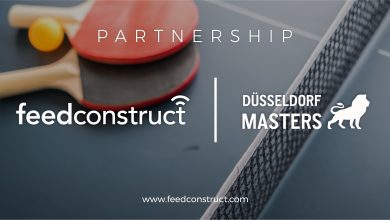 Photo of Düsseldorf Masters firma con FeedConstruct como proveedor exclusivo de datos