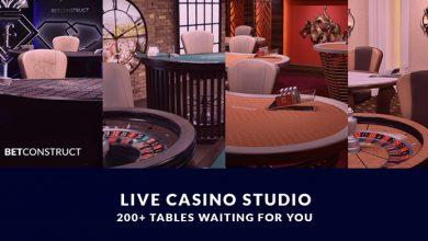 Photo of BetConstruct construye salas de casino en vivo dedicadas para operadores en 30 días
