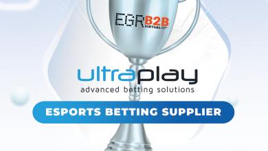 Photo of UltraPlay es el ganador de los proveedores de apuestas eSports en los EGR B2B Awards 2020