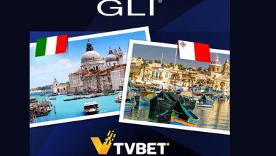 Photo of TVBET anuncia  «barra de apuestas en vivo» para Italia y Malta con certificación GLI