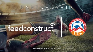 Photo of FeedConstruct obtiene los derechos exclusivos en vivo  desde la nueva temporada 20/21 de VBET Armenia Premier League