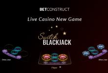 Photo of BetConstruct ofrece a sus socios nuevas audiencias y mayores ingresos con el lanzamiento de un nuevo juego en vivo: Switch BlackJack