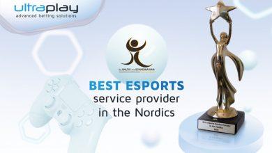 Photo of UltraPlay es el proveedor de servicios de deportes electrónicos en los países nórdicos de los BSG Awards 2020