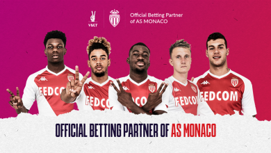 Photo of VBET se convierte en socio oficial del Club  AS Monaco