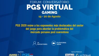Photo of PGS VIRTUAL GAMING se encuentra listo para la gran presentación del Forum Conversatorio esta semana