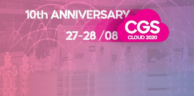 "Photo of A 3 semanas para #CGSCloud 2020, no deje de registrarse para participar de los 15 Paneles con más de 45 Conferencistas. CGS,  ""The Best Place to Network"""