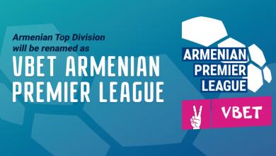 Photo of VBET firma un acuerdo de tres años con la Federación de Fútbol de Armenia
