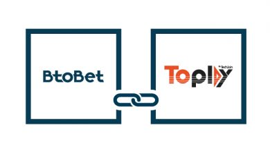 Photo of Btobet anuncia asociación con Toplay