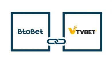 Photo of El proveedor de juegos en vivo TVBET firmó acuerdo con BtoBet