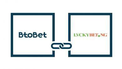 Photo of Btobet amplía su presencia en Nigeria a través de la asociación con LuckyBet
