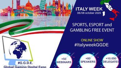 Photo of Italy Week: la primera exposición virtual dedicada al juego en Italia