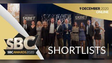 Photo of Las listas de finalistas de los Premios SBC 2020 destacan los principales logros de la industria