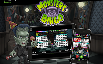 Photo of MGA Games tiene el Halloween más aterrador  con Monsters Bingo