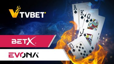 Photo of TVBET ha entrado en una alianza con BetX / Evona