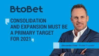 Photo of Btobet: Consolidación y expansión deben ser un objetivo principal para el 2021