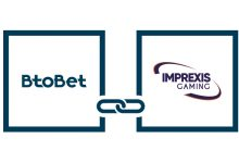 Photo of Btobet anuncia un acuerdo con Imprexis Gaming