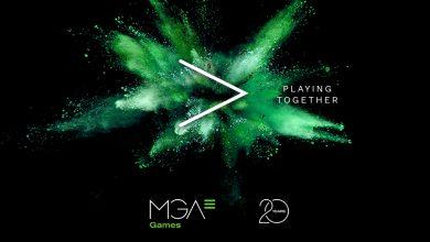 Photo of MGA Games celebra su 20 aniversario bajo el lema Playing Together