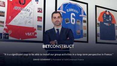 Photo of BetConstruct y VBET bajo SoftConstruct  refuerzan sus posiciones en Francia