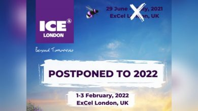 Photo of ICE London posterga su evento para febrero 2022