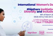 Photo of Hipthers te invitan a la iniciativa del Día Internacional de la Mujer
