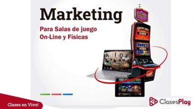 Photo of Marketing para Salas de Juego On –  Line y presencial