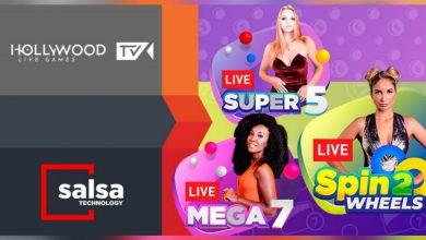 Photo of Salsa Technology firma un acuerdo de juegos en vivo de HollywoodTV