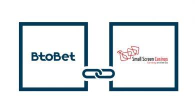 Photo of Btobet firma una asociación con Small Screen Casinos