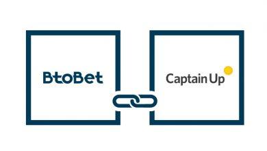 Photo of Btobet y Captain Up se asocian para gamificar las Apuestas Deportivas