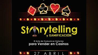 Photo of Storytelling y Gamificación aplicado a Casinos – Curso Online