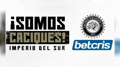 Photo of Betcris sigue apoyando al equipo Cacique Diriangén FC de Nicaragua