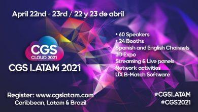 Photo of CGS 2021: el evento más importante de la industria del juego en Latinoamérica te conectará con destacadas marcas del rubro