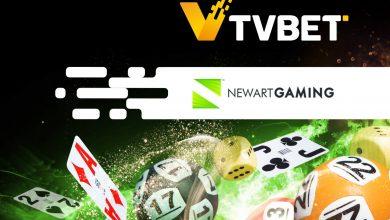 Photo of TVBET entra en una asociación con NewArt Gaming