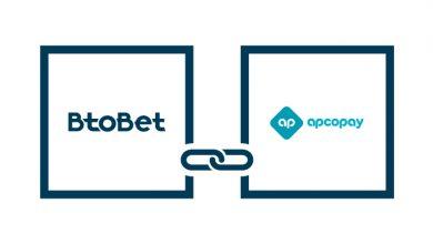 Photo of BtoBet anuncia  una asociación con el proveedor de procesos de pago global Apcopay