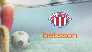 Photo of Betsson firma  un acuerdo de patrocinio principal con el club noruego de Toppserie, Avaldsnes IL