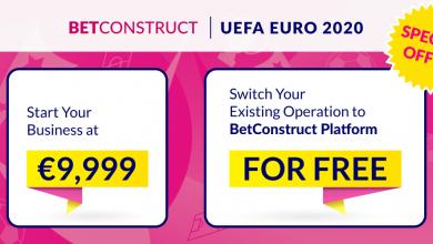 Photo of BetConstruct prepara una magnífica oferta de apuestas deportivas para la Eurocopa 2020