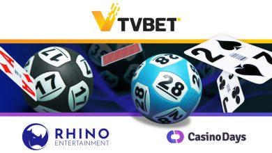 Photo of TVBET está negociando un acuerdo con Rhino Entertainment Ltd y su marca Casino Days