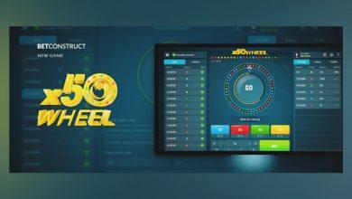 Photo of BetConstruct lanza un nuevo juego llamado x50Wheel
