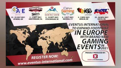 Photo of Eventus International ampliará su presencia en Europa con nuevos eventos de juego para 2021