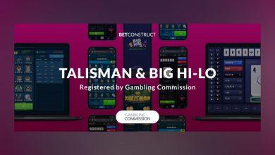 Photo of BetConstruct recibe luz verde para ofrecer Talisman y Big Hi-Lo bajo su licencia UKGC