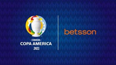 Photo of Betsson  se convierte en patrocinador regional oficial de la CONMEBOL Copa América 2021