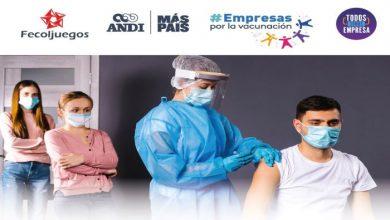 Photo of Fecoljuegos iniciará vacunación para 2.500 colaboradores de la industria de juegos de suerte y azar