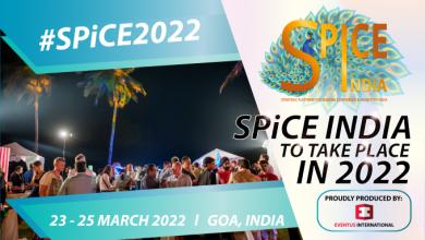 Photo of Eventus International pospondrá la tercera edición anual de SPiCE India al 23 – 25 de marzo de 2022